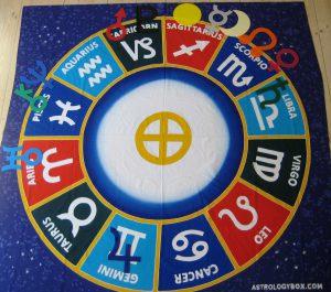 zodiac large & planets 4